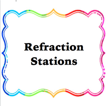 Refraction Stations