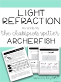 Refraction in Nature: Archerfish