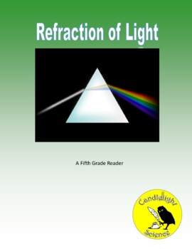 Refraction of Light 850L - Science Informational Text