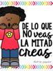 Refranes y Dichos Posters (Sayings in Spanish)