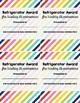 Refrigerator Awards of Achievement {Print and Send Home}