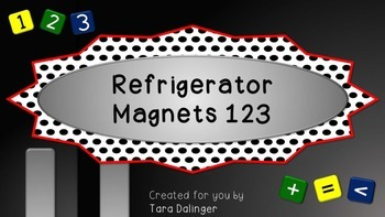 Refrigerator Magnets 123: Tools for Creating Interactive W