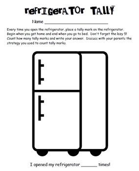 Refrigerator Tally