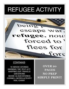 Refugee Activity