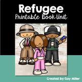 Refugee Novel Study: vocabulary, comprehension, writing, skills