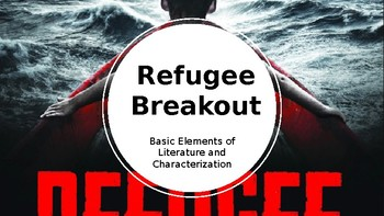 Refugee Breakout- EDITABLE!