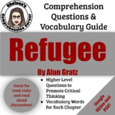 Refugee Comprehension Questions and Vocabulary Guide