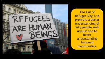 Refugee Day / Week Powerpoint Presentation