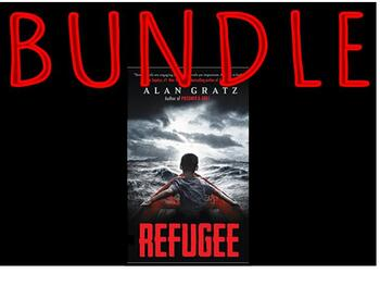 Refugee by Alan Gratz BUNDLE