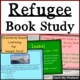 Refugee by Alan Gratz Book Study in Google Drive