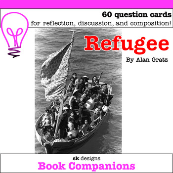 Refugee by Alan Gratz Discussion Question Cards
