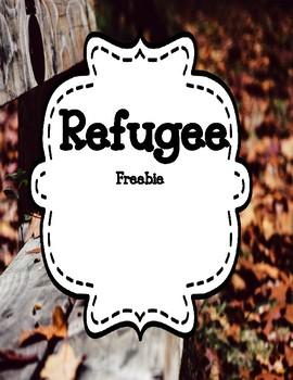 Refugee by Alan Gratz -  Novel Study Freebie