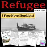 Refugee by Alan Gratz Novel Study Freebie