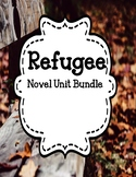 Refugee by Alan Gratz - Novel Unit Mega Bundle