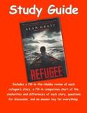 Refugee by Alan Gratz Study Guide