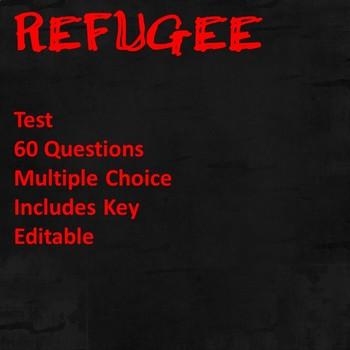 Refugee by Alan Gratz Test Editable