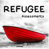 Refugee by Alan Gratz: Tests, Comprehension Quizzes, Essays
