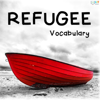 Refugee by Alan Gratz: Vocabulary Materials, Crossword Puzzles and Quizzes