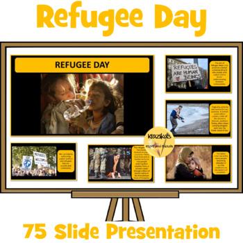 Refugees: Refugee Week Resource Bundle