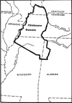 Refusal of the Chickasaws and Choctaws to Cede Their Lands in Mississippi