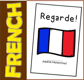 Regarde! (sunnah learners reading basket)