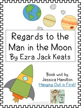 Regards to the Man on the Moon Book Unit - FREE SAMPLE