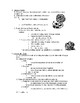 Regents Earth Science: Rock & Mineral Review Sheet