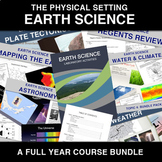 Earth Science: The Complete Regents Course
