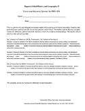 Regents Global 10 CRQ Frameworks 10.3 INDUSTRIAL REVOLUTION