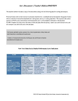"Regents Global 9 Constructed Response (""CRQ""), Frameworks 9.3 no. CRQ324325"