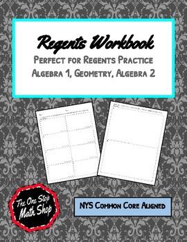 Regents Workbook