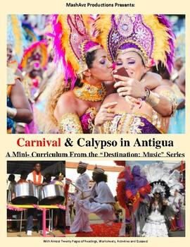 Carnival in Antigua – A Mini Curriculum