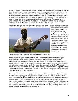 The Caribbean Music Industry – A Mini Curriculum