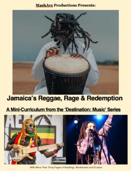 Jamaica's Reggae, Rage and Redemption – 'Destination: Caribbean' Bundle #6