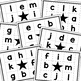 Reggio Emilia Inspired Letter and Sound Bingo a-m Lowercase Letters