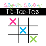 Region Review Tic-Tac-Toe