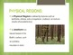 Regions Introduction Powerpoint 5 themes of geographic inquiry