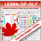 """Regions - """"Learn-op-oly"""" Student-Created Game Template & Research Project"""