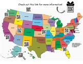 U.S. Native American Cultures QR Code Activity