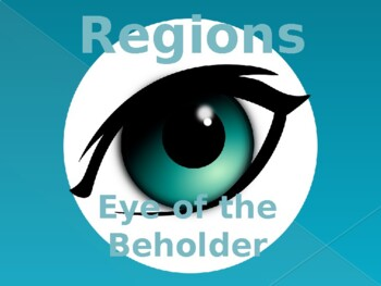 Themes of Geography Series - Regions