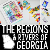 Regions and Rivers of Georgia MEGA PACK