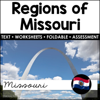 Regions of Missouri