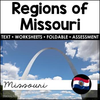 Regions of Missouri