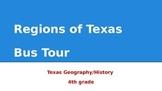 "Regions of Texas ""Bus Tour"""