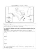 Regions of Texas Map Creation