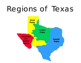 Regions of Texas Presentation