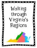Regions of Virginia Gallery Walk