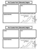 Regions of Virginia Notes (Virginia Studies VS. 2b)