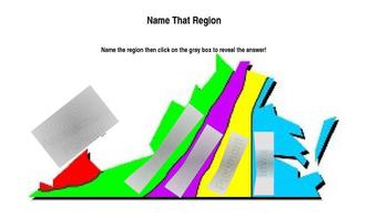 Regions of Virginia Pack