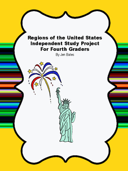 Regions of the US Independent Study